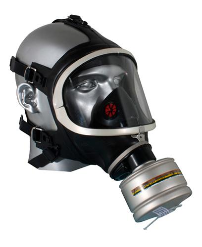 Máscara facial inteira Air Safety CA 5758